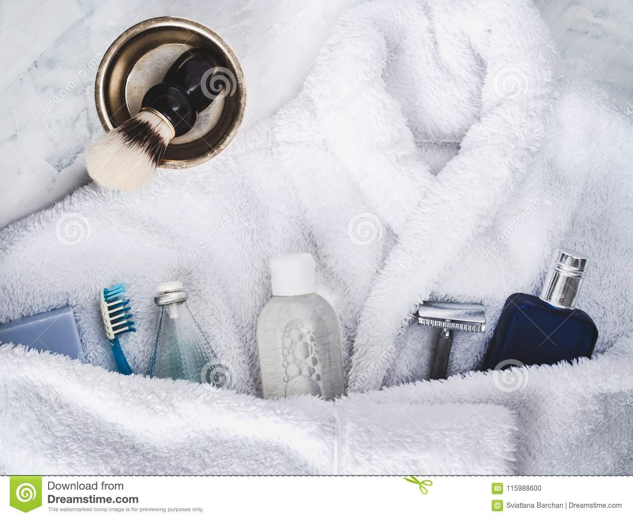 2f8085c031 Preparing For The Spa Treatment Stock Photo - Image of composition ...