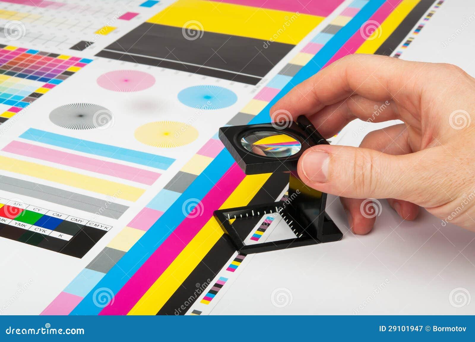 Prepress Color Management In Print Production