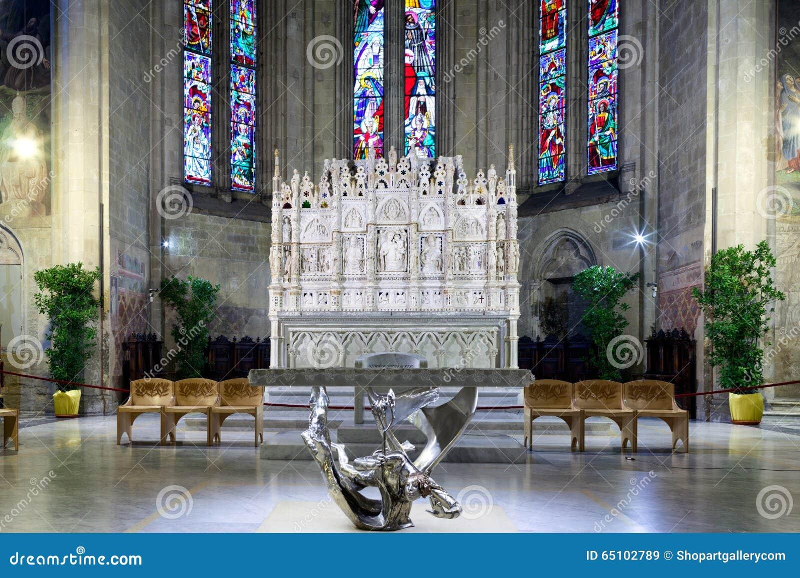 Presbytery of Arezzo Cathedral