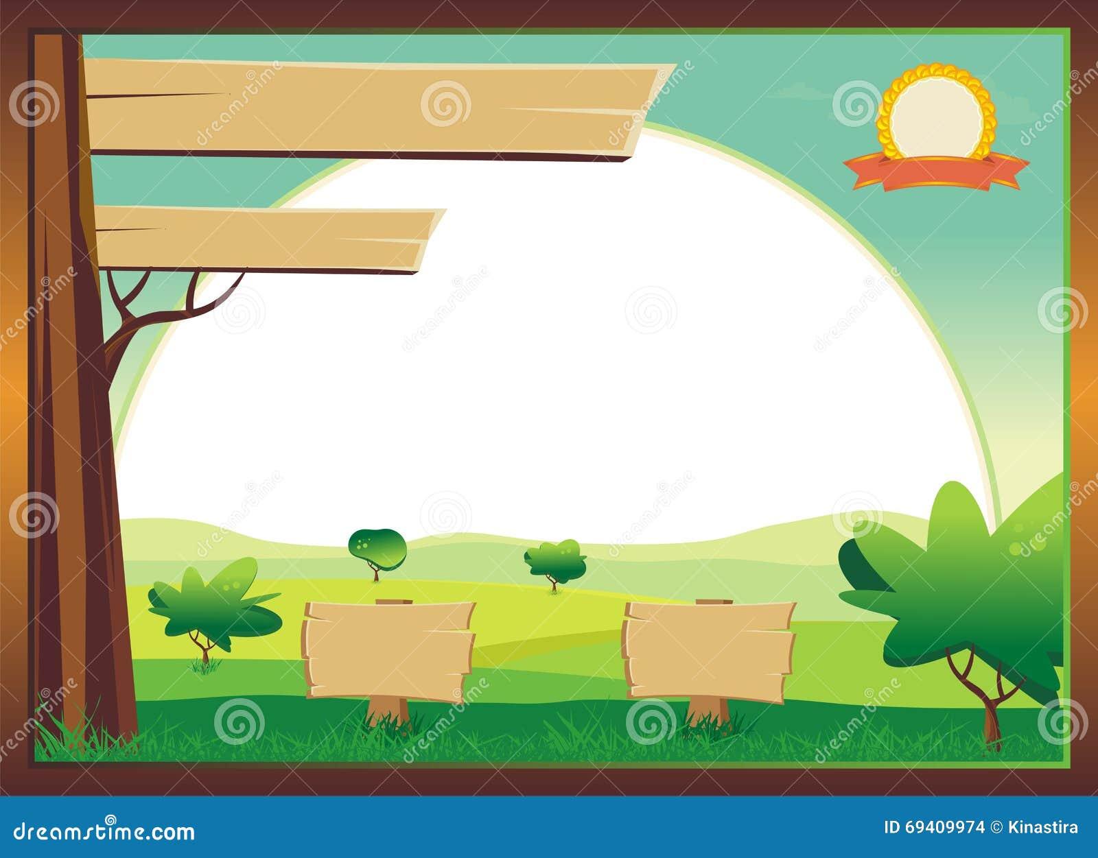 Preschool Elementary Kindergarten Diploma Certificate