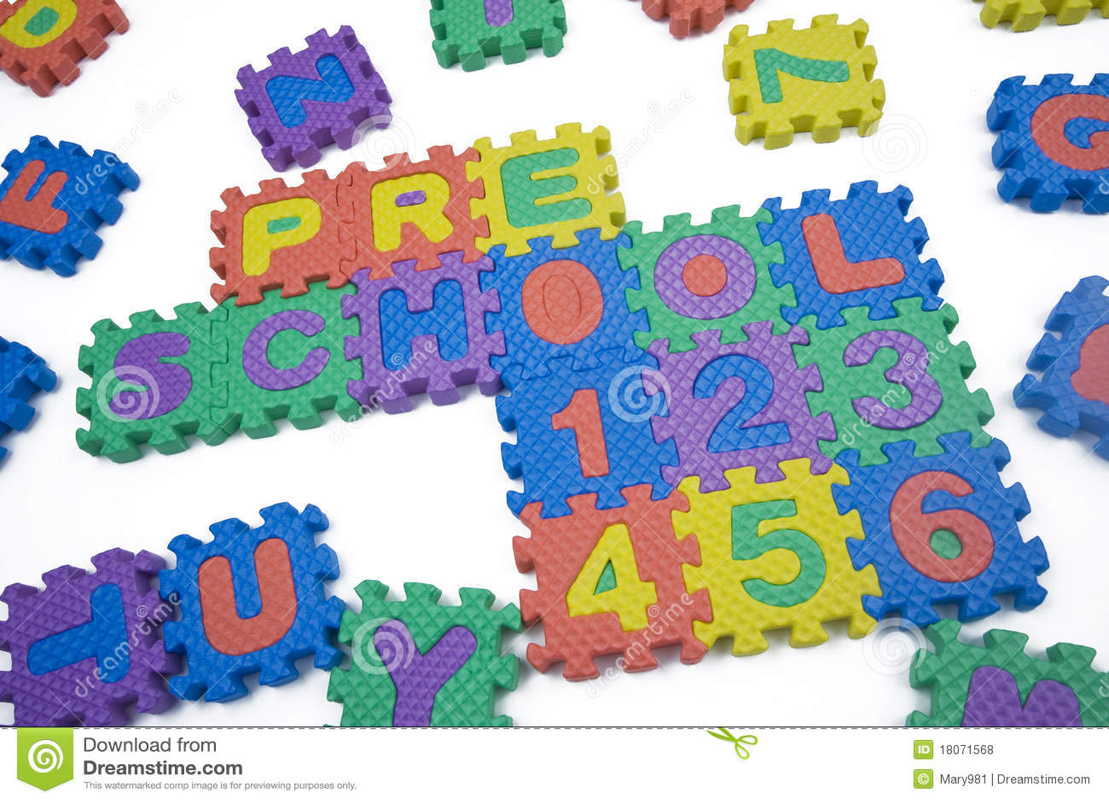 Preschool and Numbers