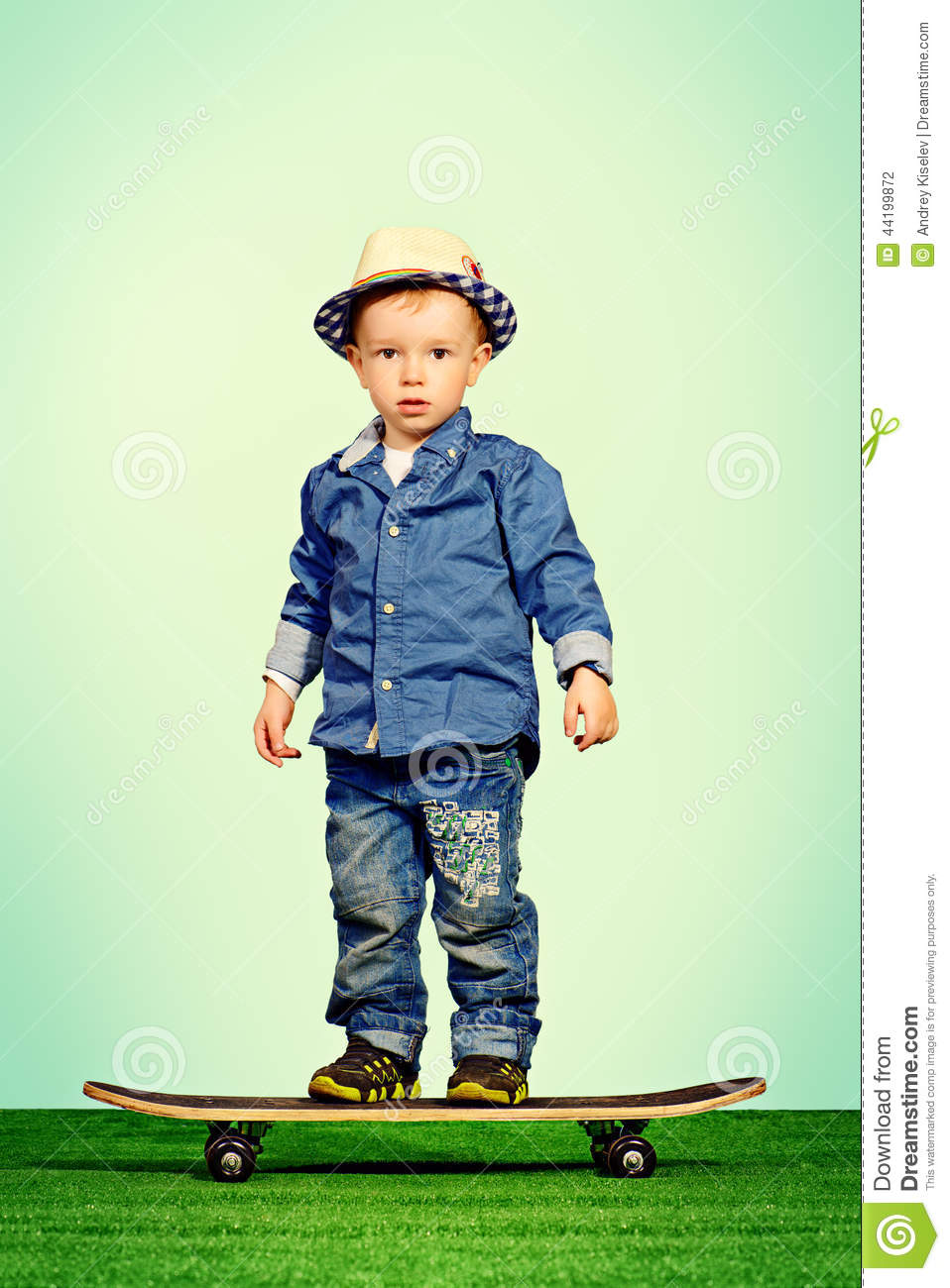 Preschooler Stock Photo - Image: 44199872