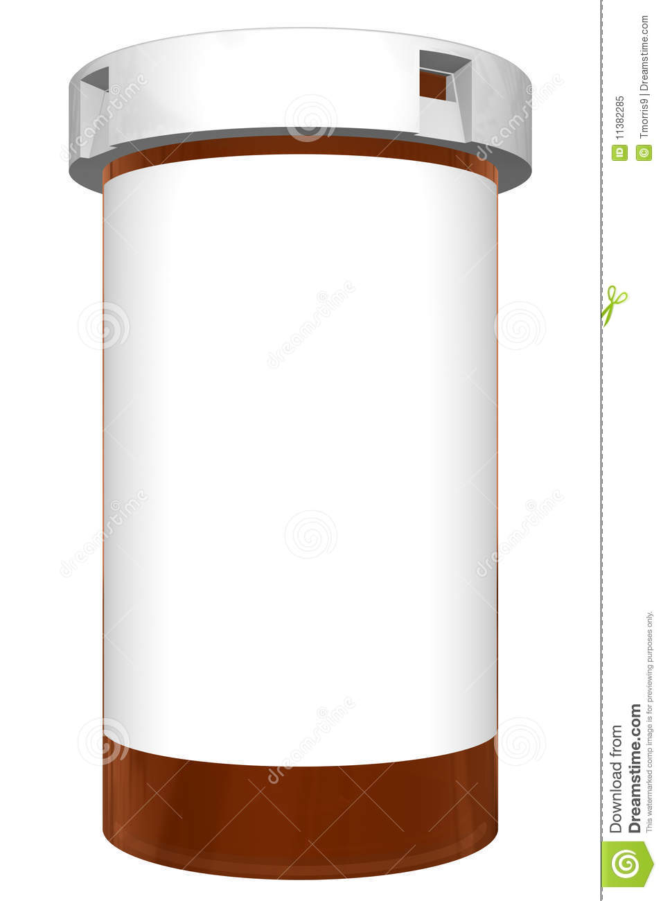 prescription bottle stock illustration illustration of computer rh dreamstime com pill bottle label maker online pill bottle label maker online