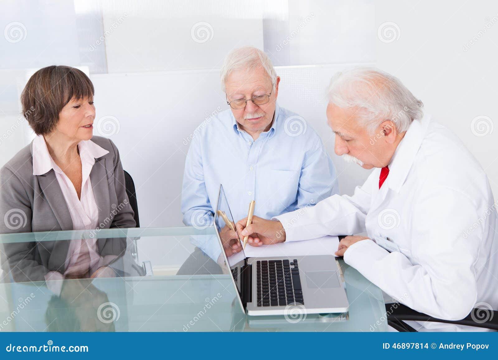 Prescription d écriture de docteur pour les couples supérieurs
