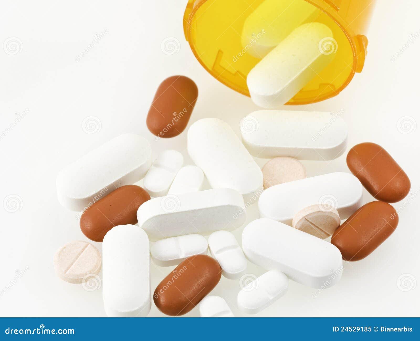 Prescription drugs a z index