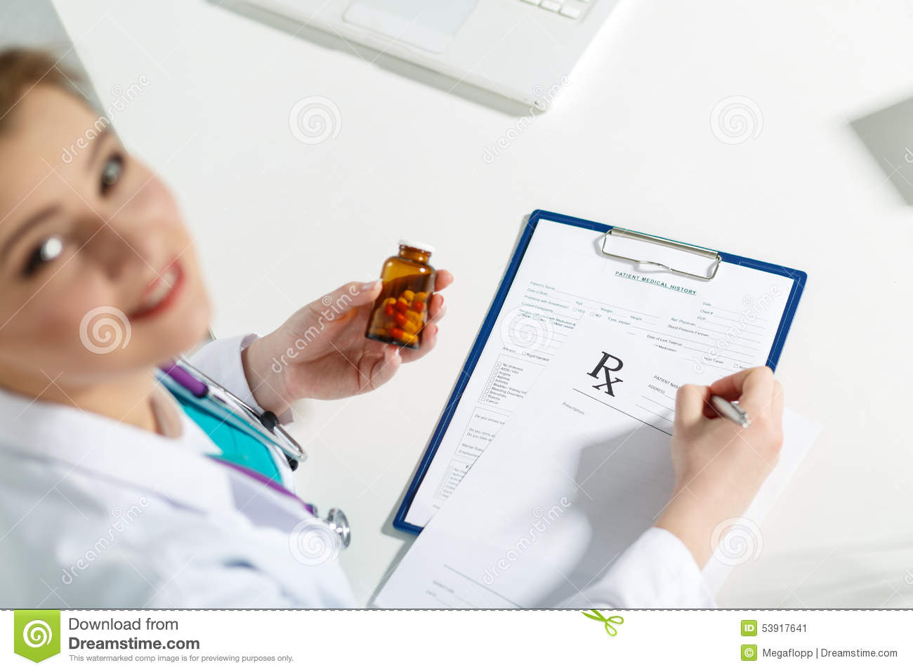 Medical Prescription List - - creativechameleon.co.uk
