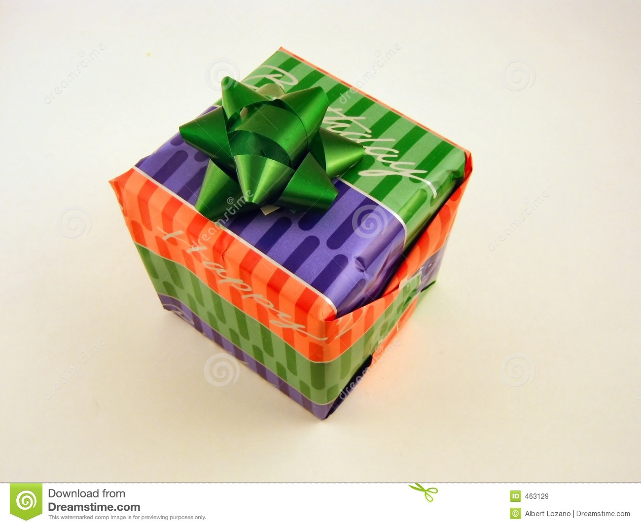 Download Present birthday stock image. Image of colorful, excitement - 463129