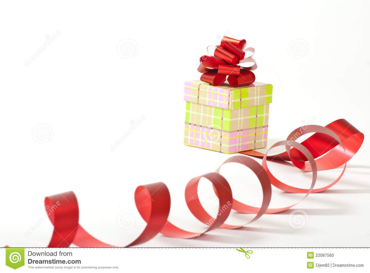 how to make ribbon bow for present