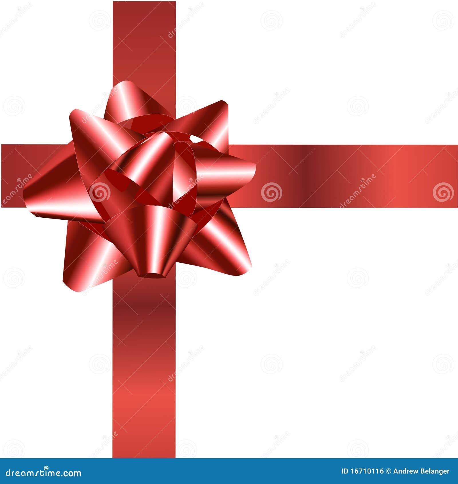 Present Ribbon And Bow Royalty Free Stock Image Image