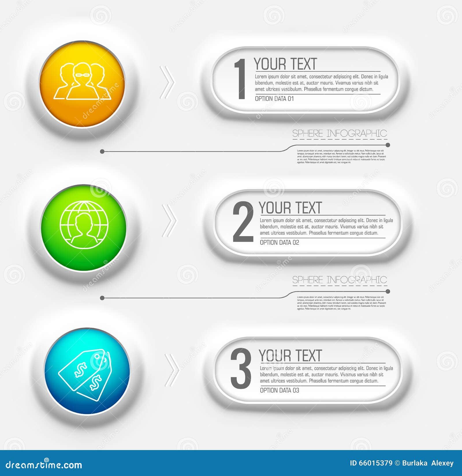 Presentación Del Negocio Del Diagrama De Carta 3d Concepto De Diseño ...