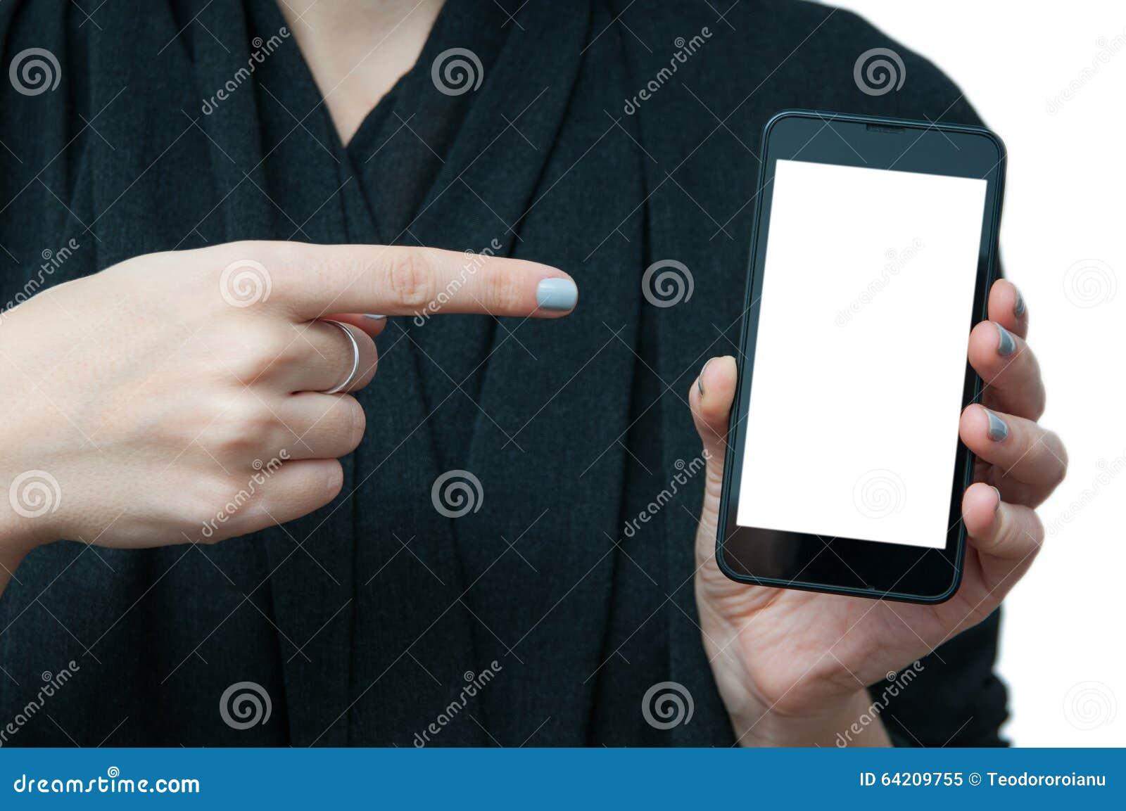 Presentación del teléfono