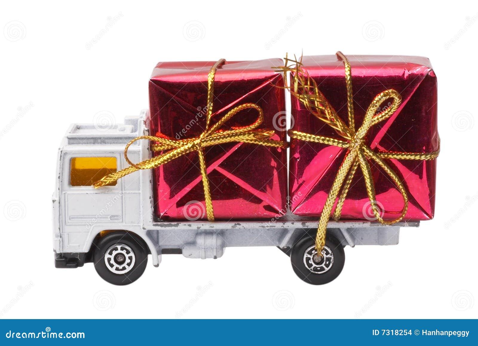 Presente da entrega