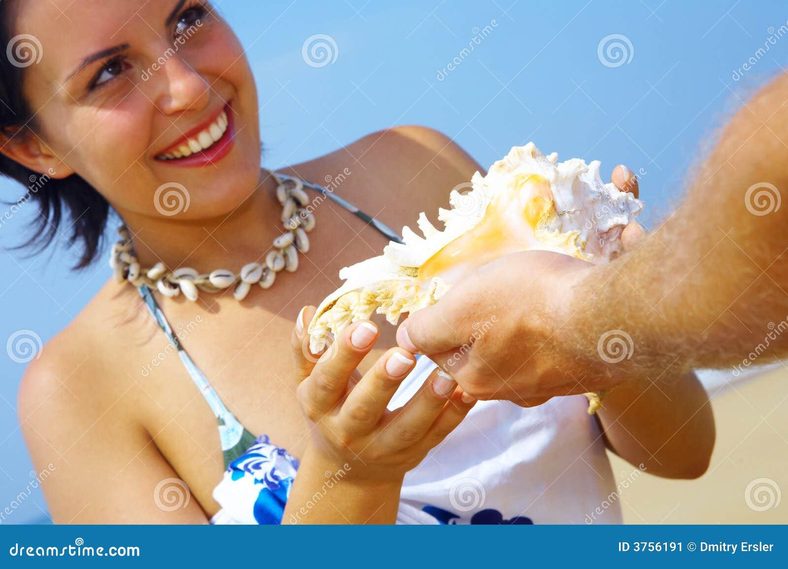 Presente do mar
