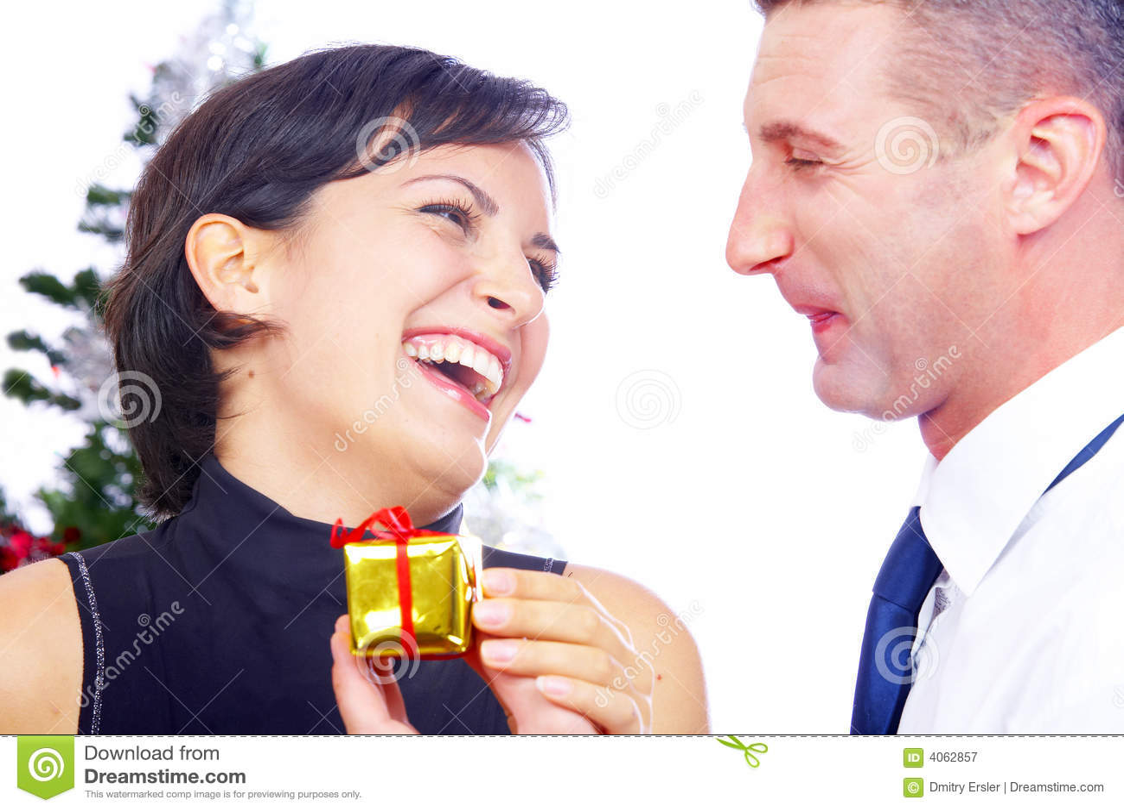 Presente e riso