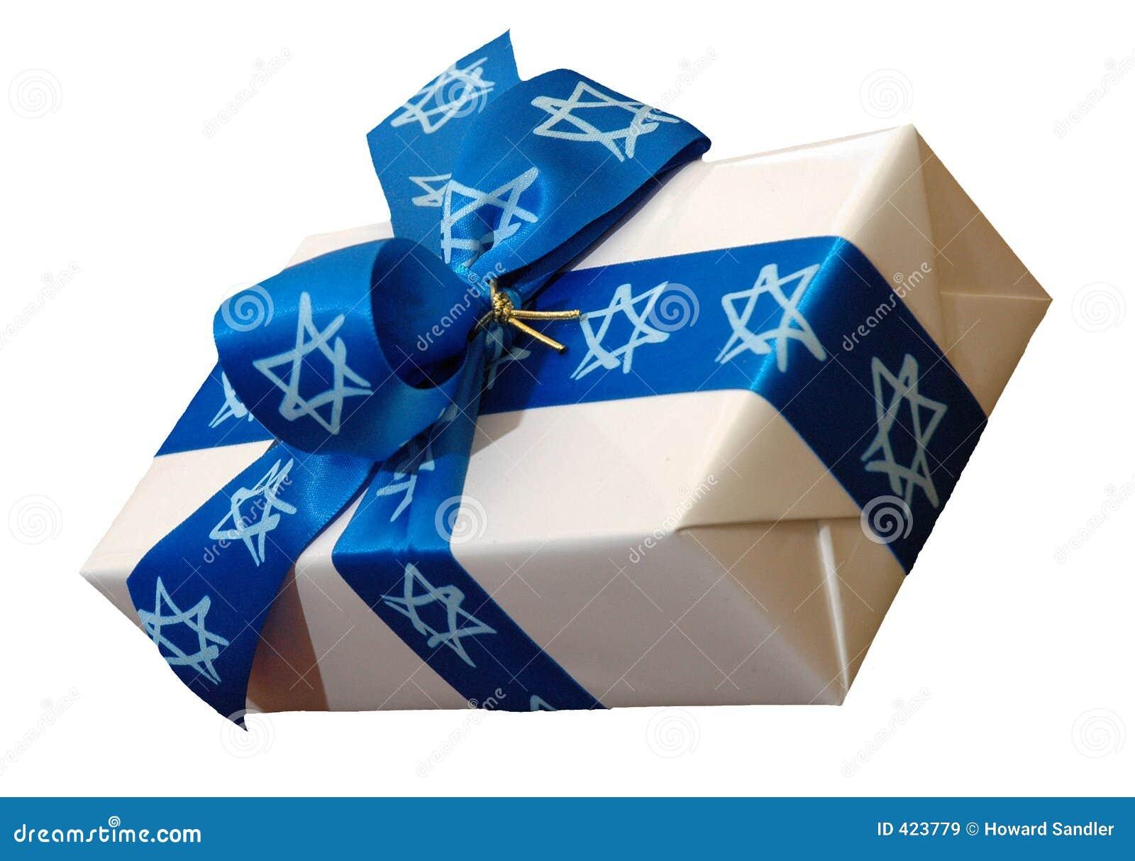 Presente por um feriado judaico