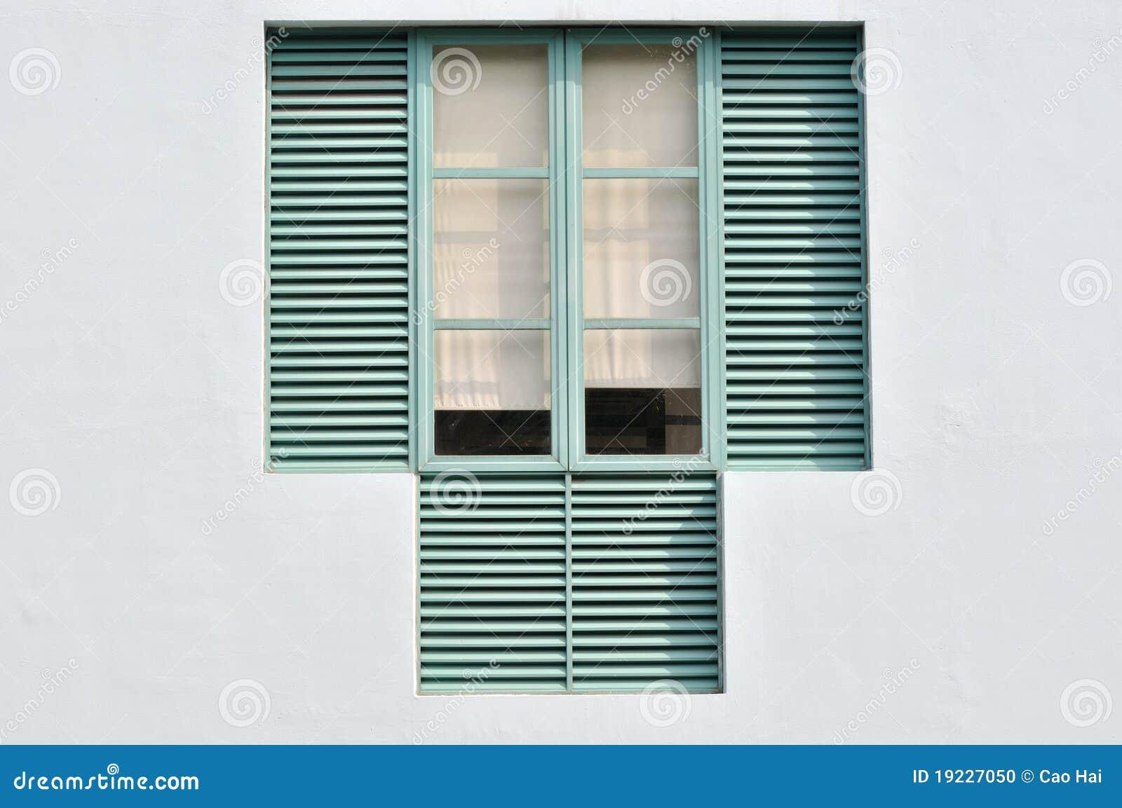 Presenterat fönster