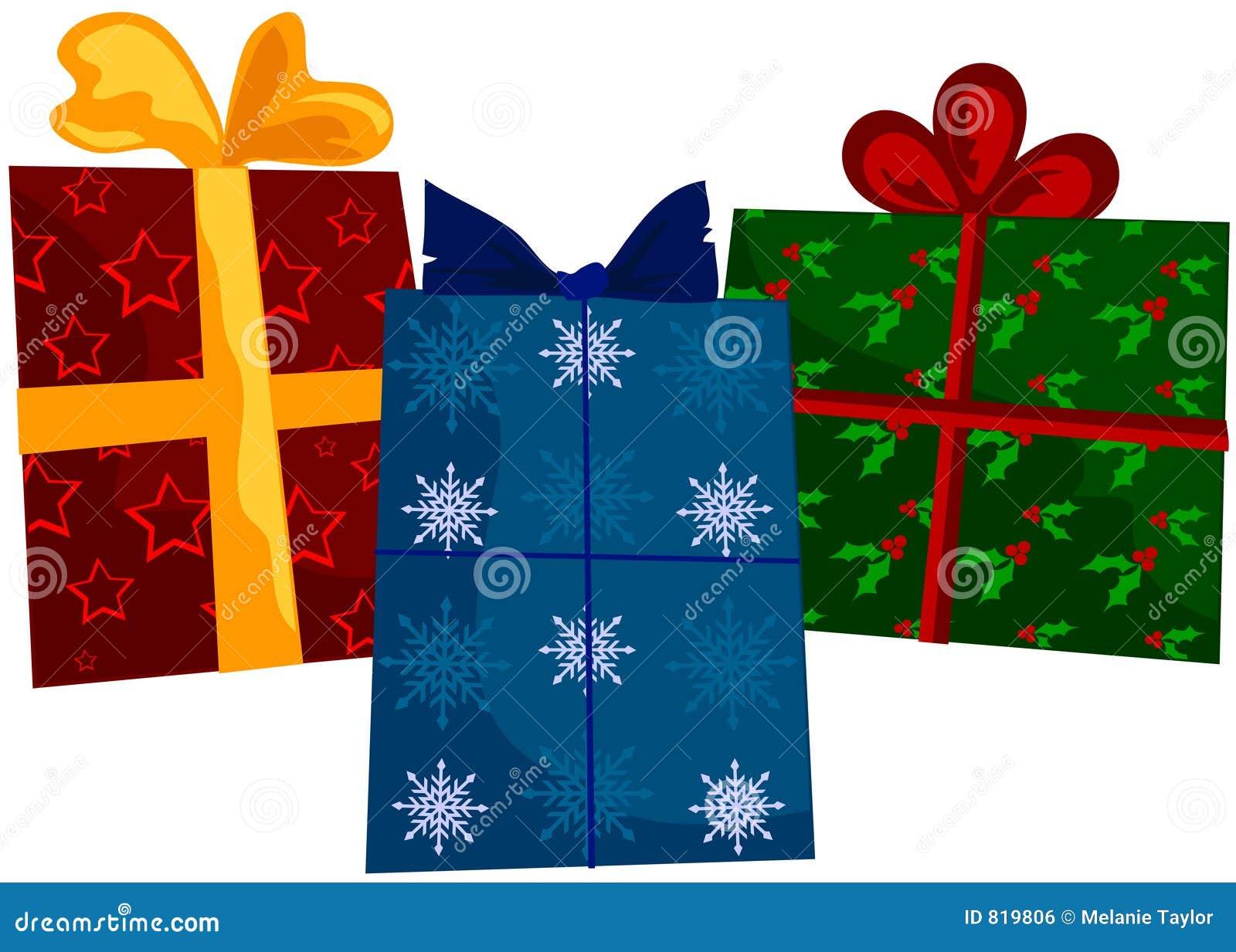 Presentes de feriado