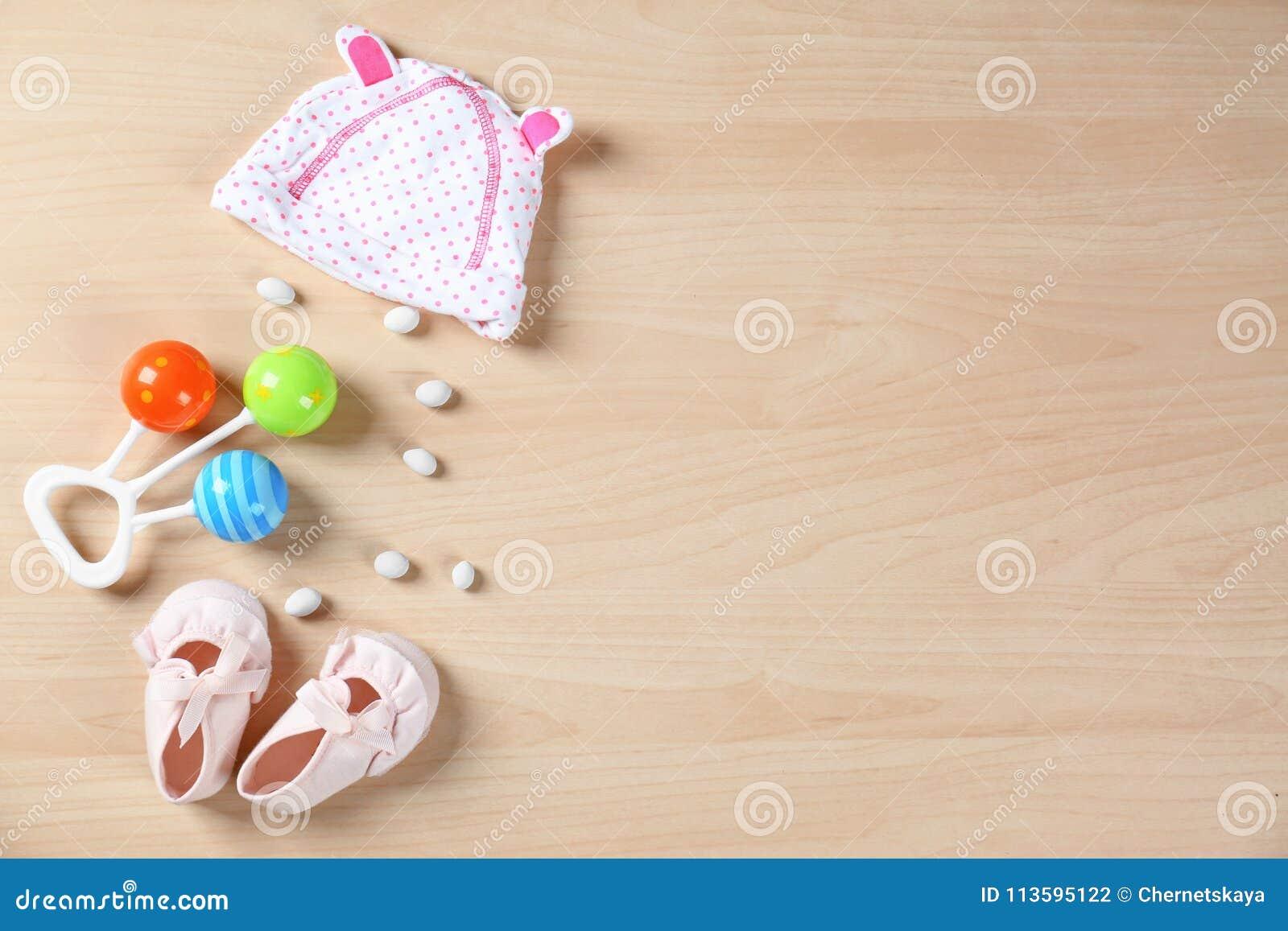 Presentes para a festa do bebê