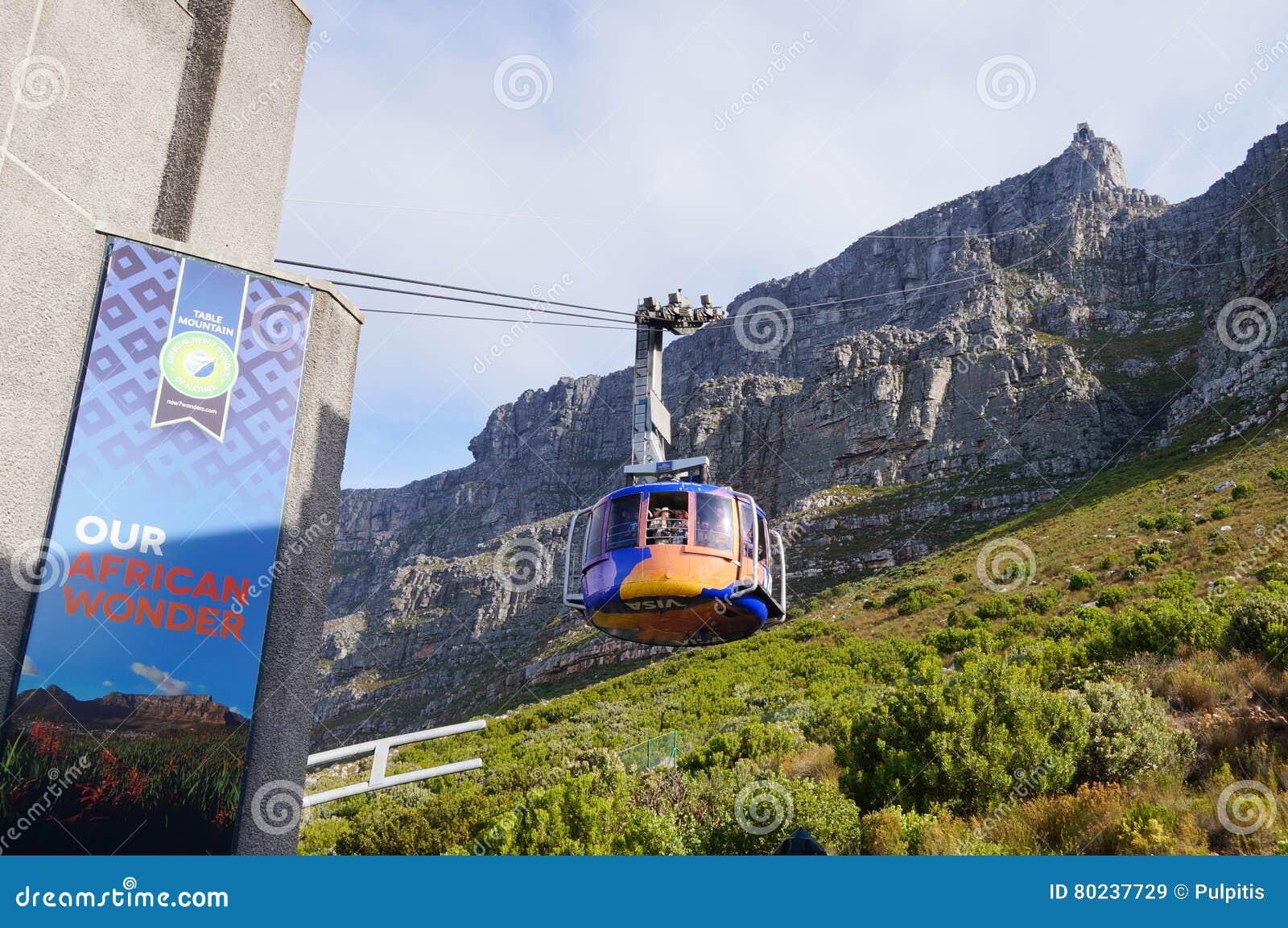 Presenti il mountain view con la cabina di funivia a cape for Mt vista cabina e motel
