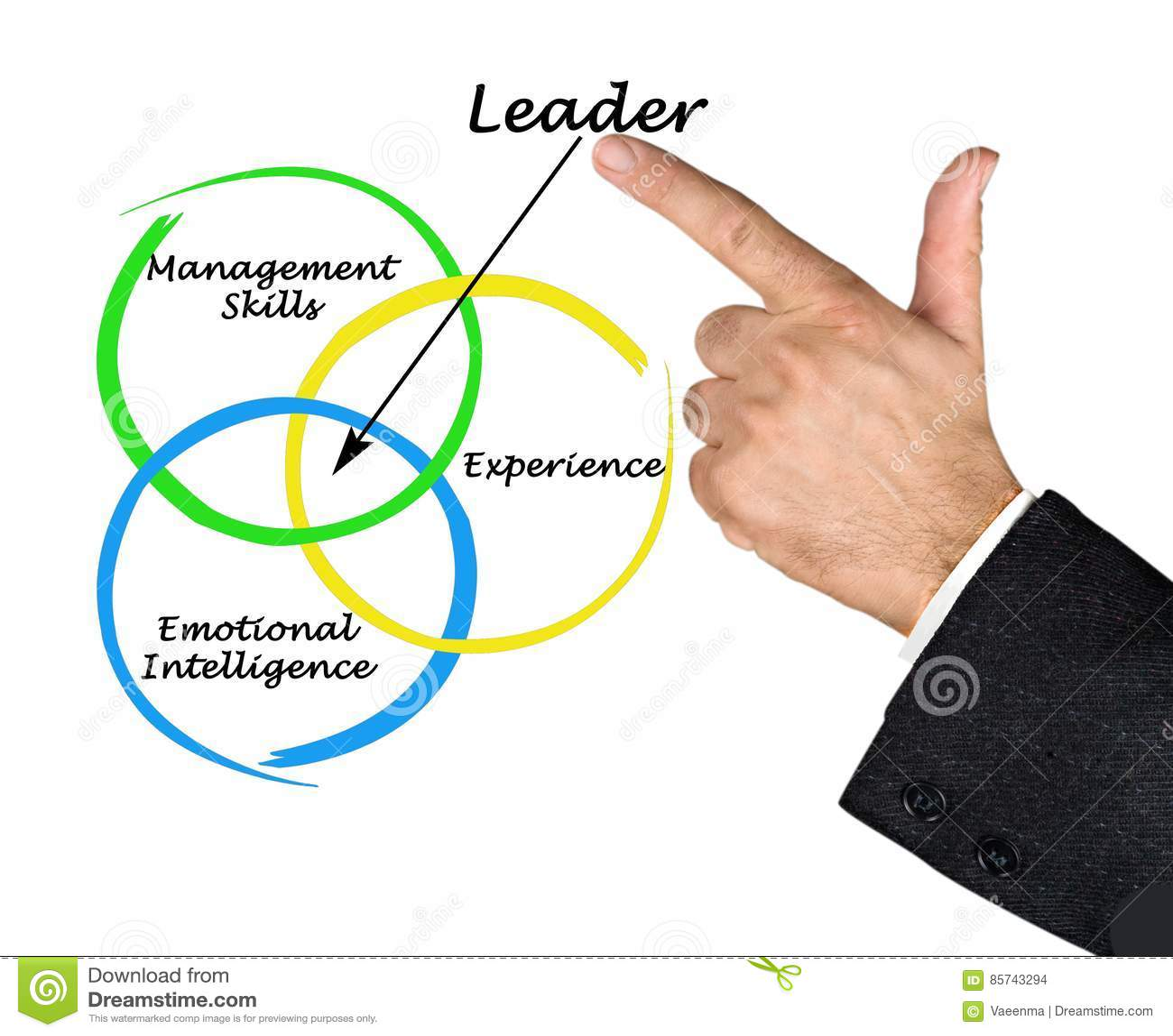 Leader qualities