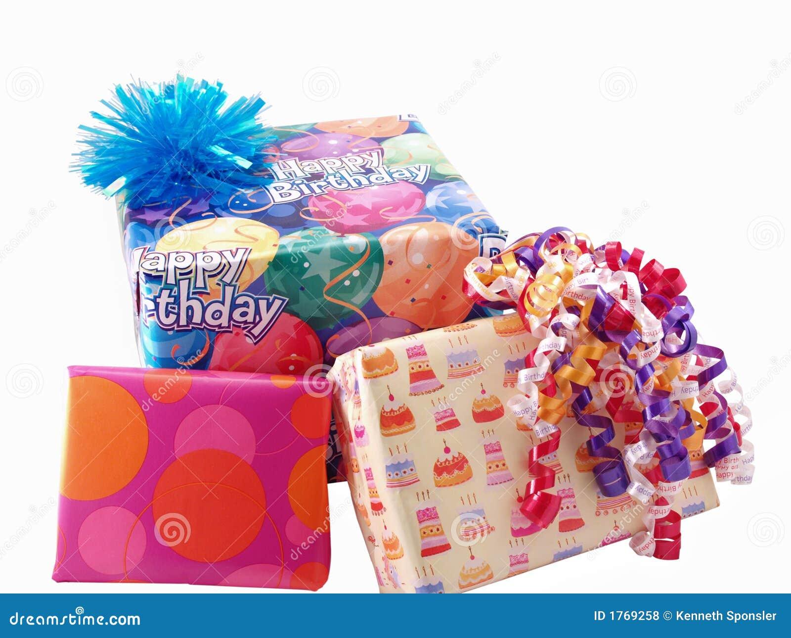 Presents tre