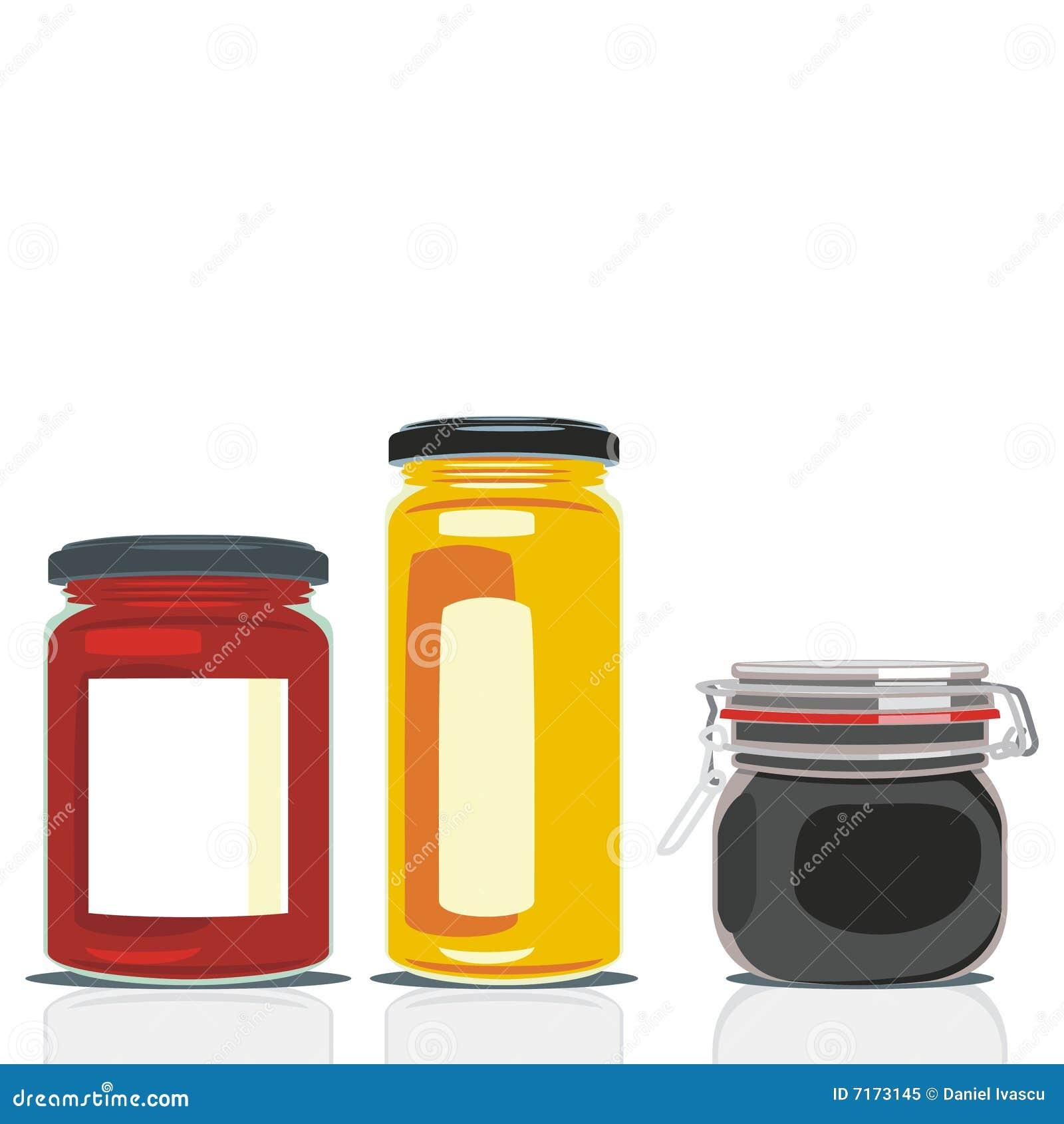 Preserving Jars Set Royalty Free Stock Photo Image 7173145 : preserving jars set 7173145 from dreamstime.com size 1300 x 1390 jpeg 309kB