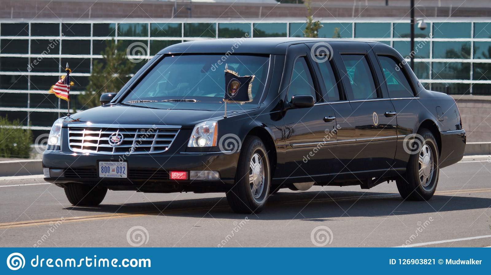 ` Presidencial del desfile de automóviles el ` de la bestia