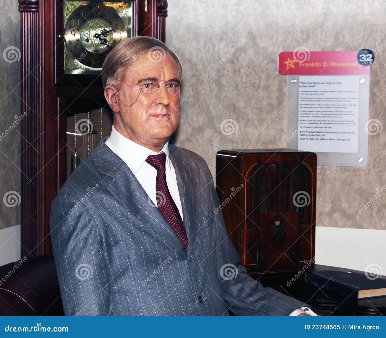 presidents of america franklin d roosevelt