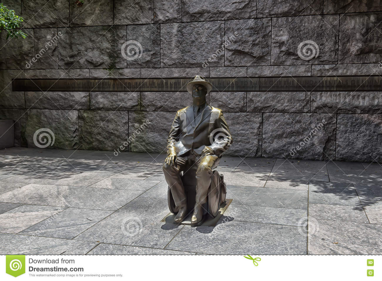 Download President Roosevelt Wheelchair Washington DC Editorial Photo - Image of along statue 75258241 : president in wheel chair - Cheerinfomania.Com