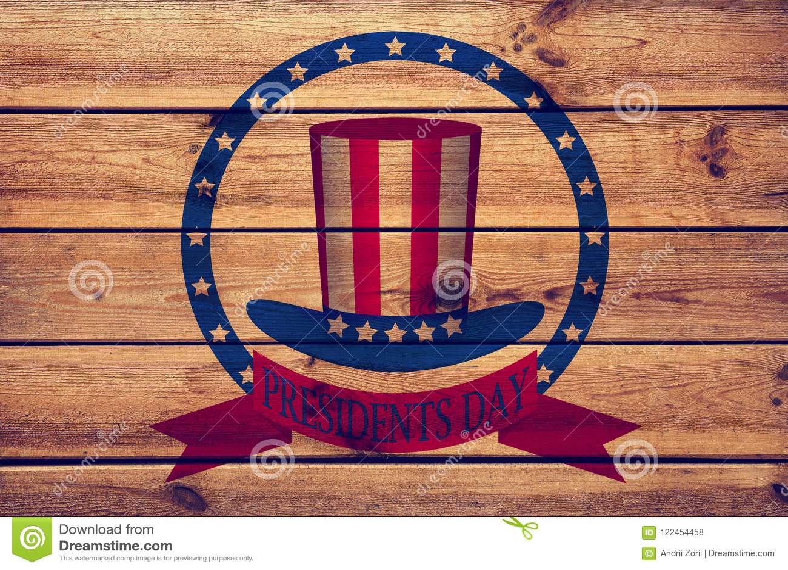 Presidentdagbakgrund, Förenta staterna