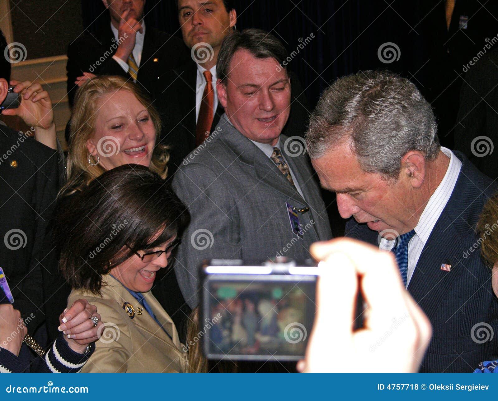 Presidente George W. Bush