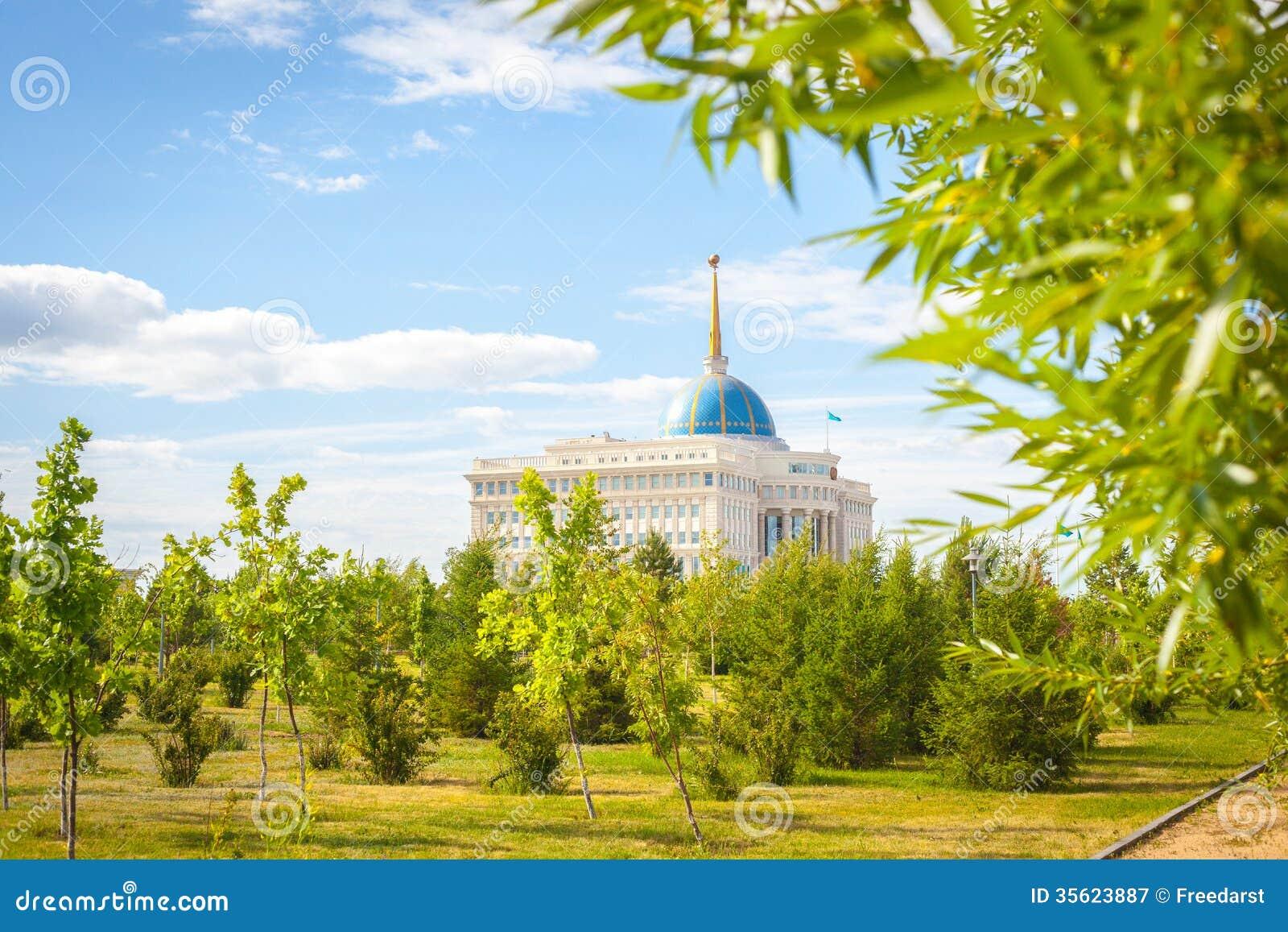 Presidente Palace de Astaná