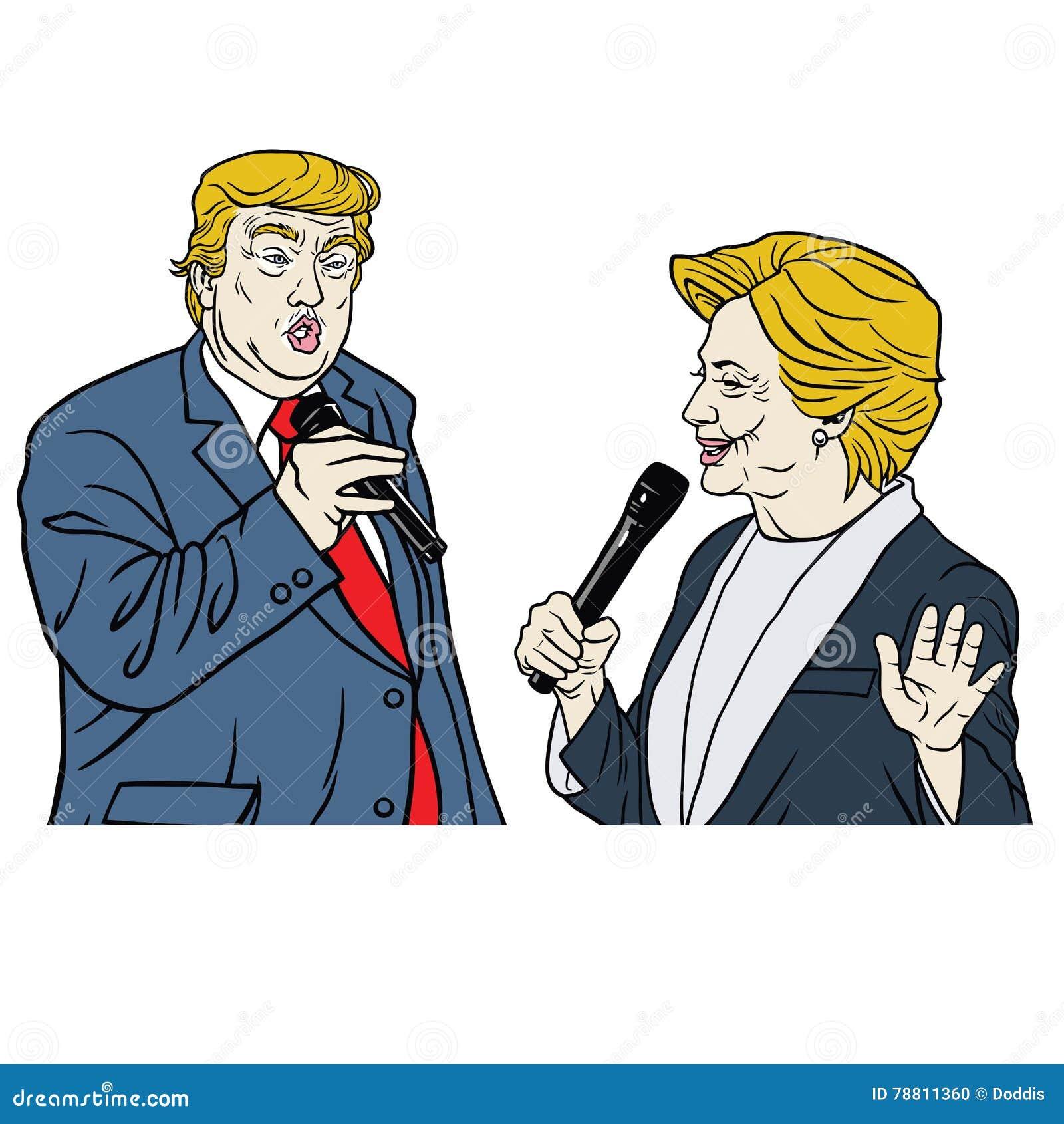 presidential race donald trump