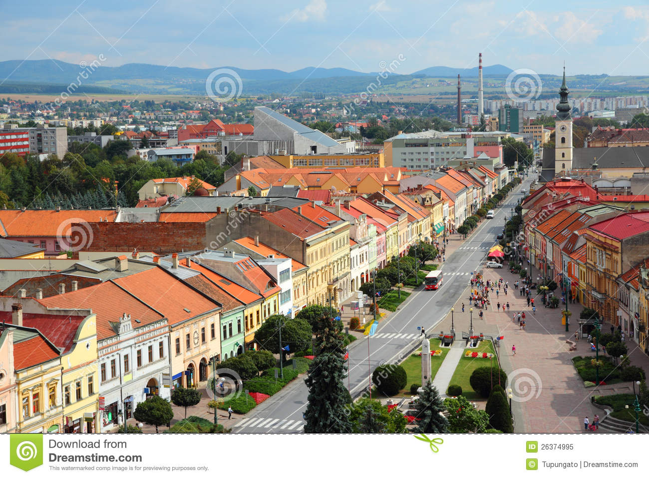 Presov Slovakia Royalty Free Stock Photo Image 26374995