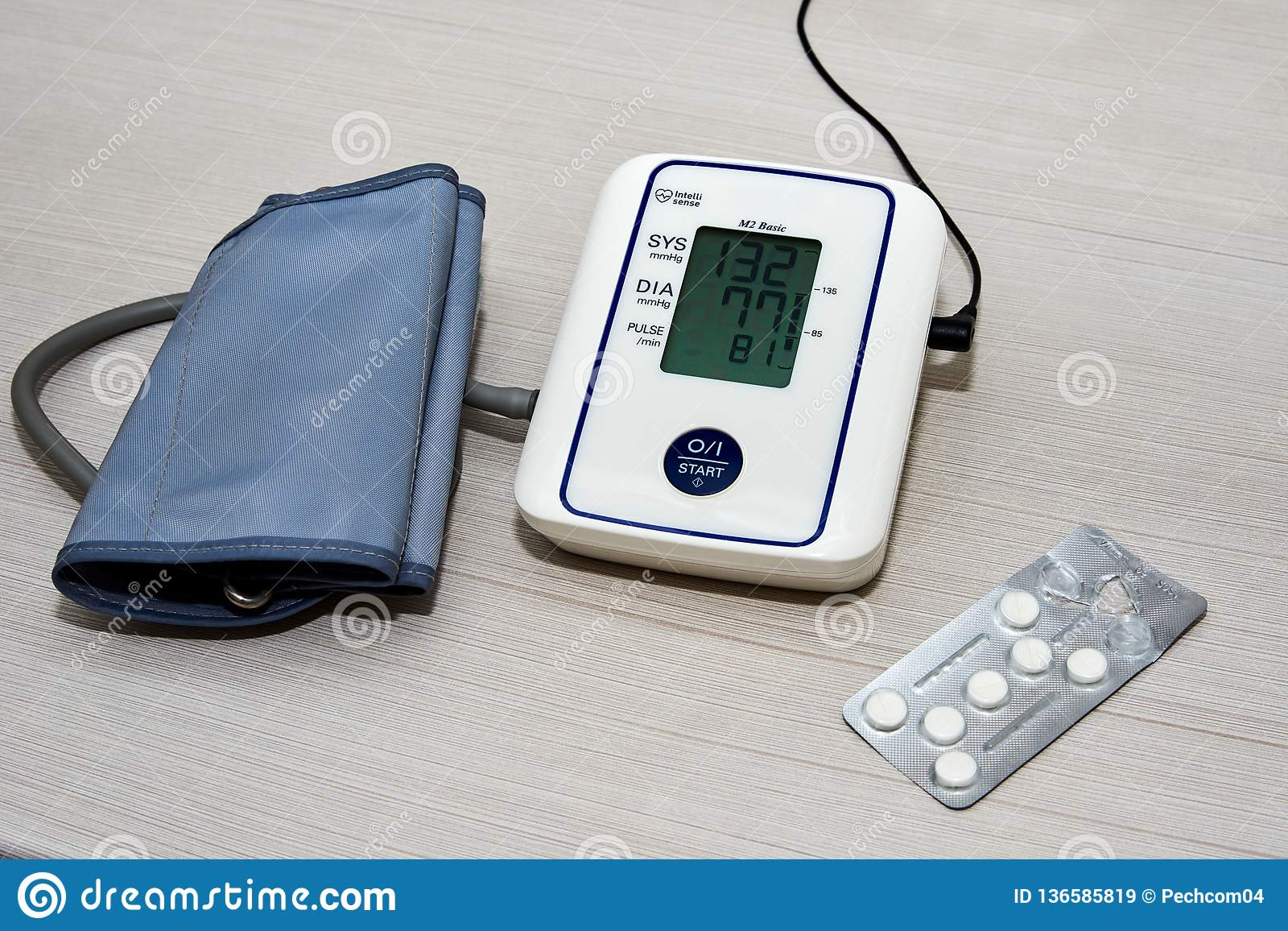 Pressão sanguínea Tonometer