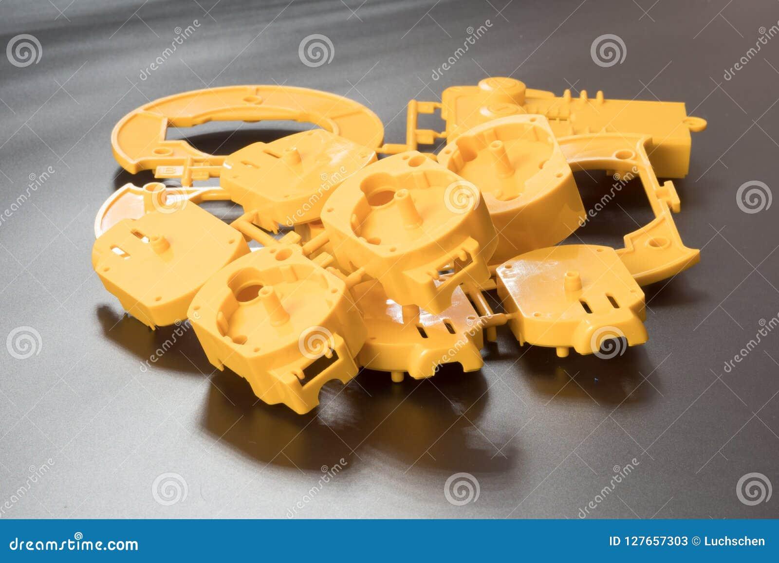 Presse industrielle de moulage par injection la fabrication du plastique p