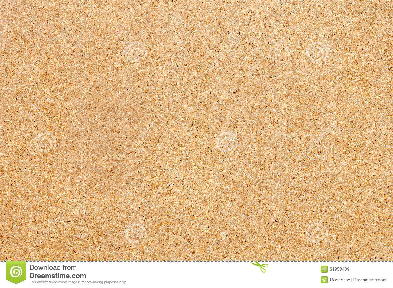 Pressed Chipboard Background Royalty Free Stock Images