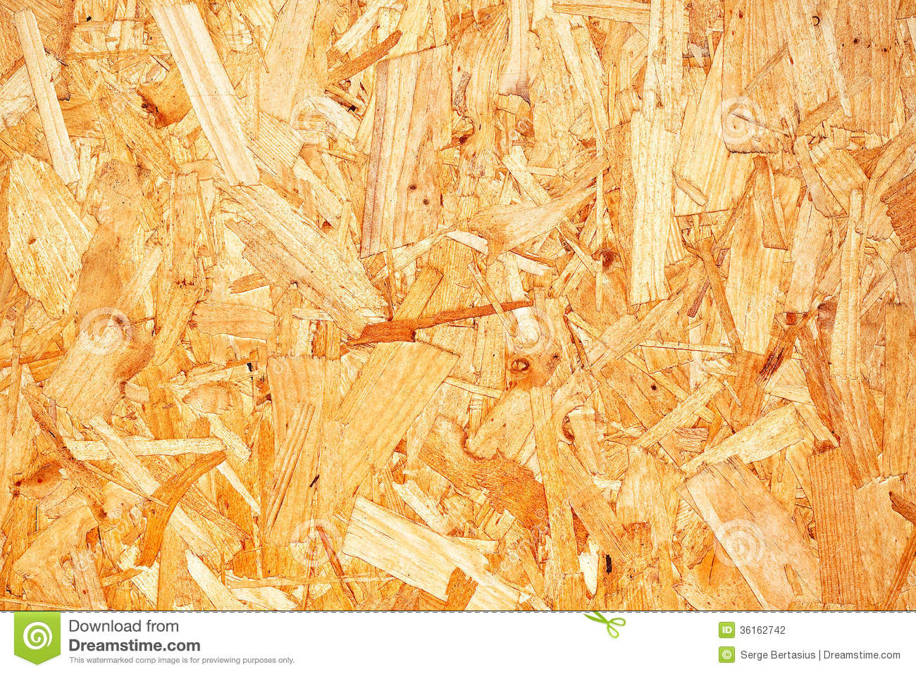 Pressed Sawdust Panel Stock Photo Image Of Blank