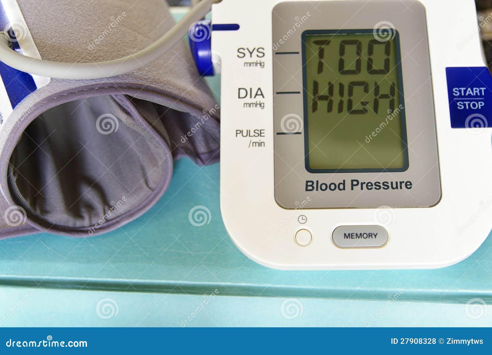 Pressione sanguigna fotografia stock. Immagine di malattia..