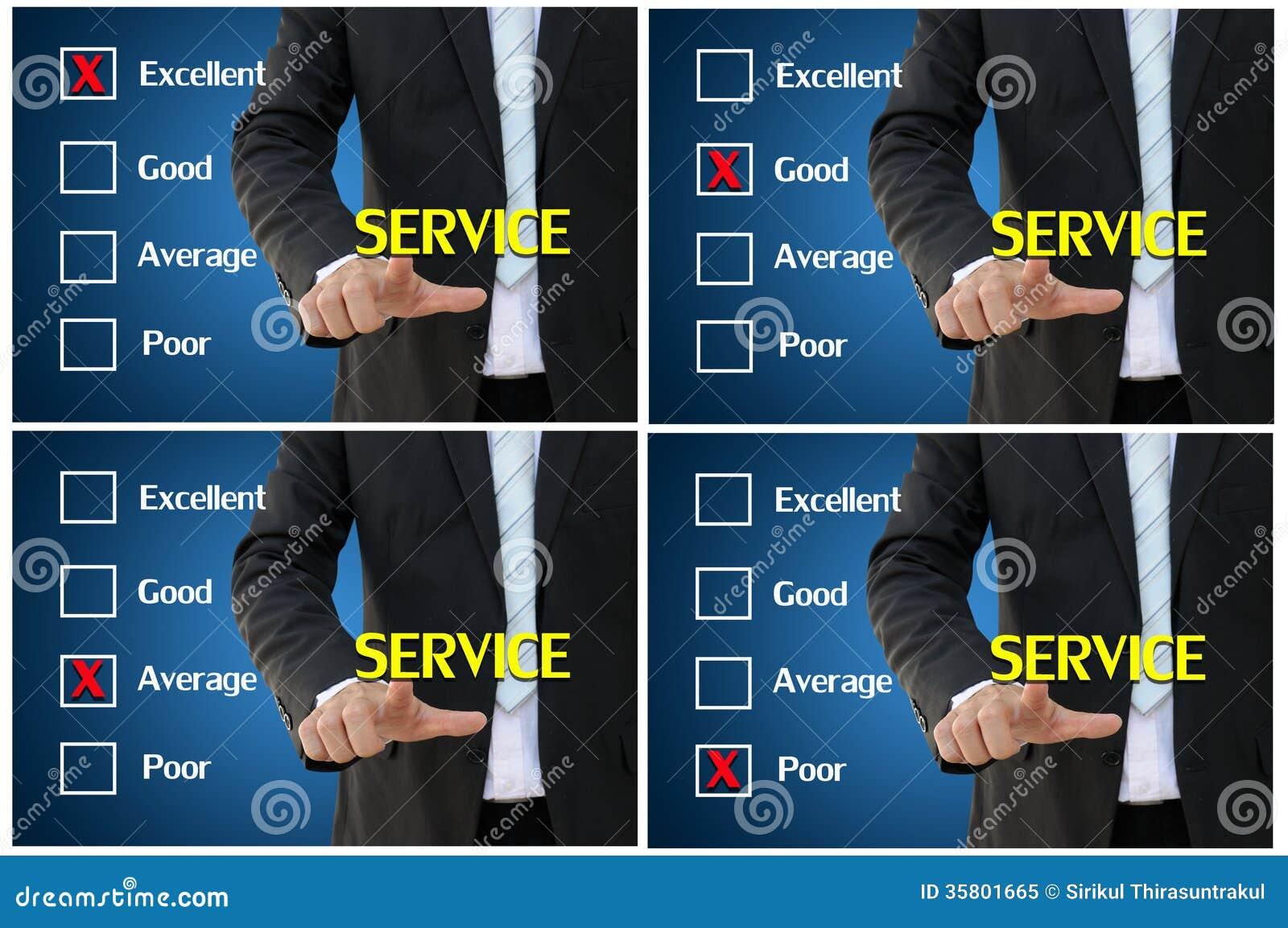 Preste serviços de manutenção à avaliação para a avaliação de desempenho e o conceito da análise