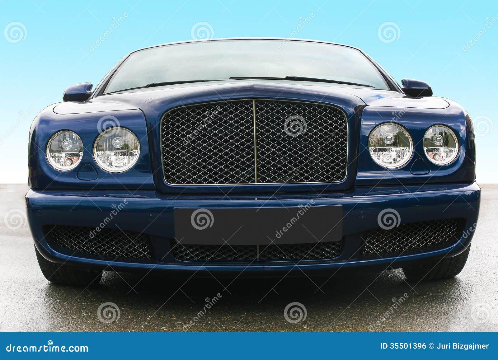 prestige of car frontal stock photo image of lamp engine 35501396. Black Bedroom Furniture Sets. Home Design Ideas