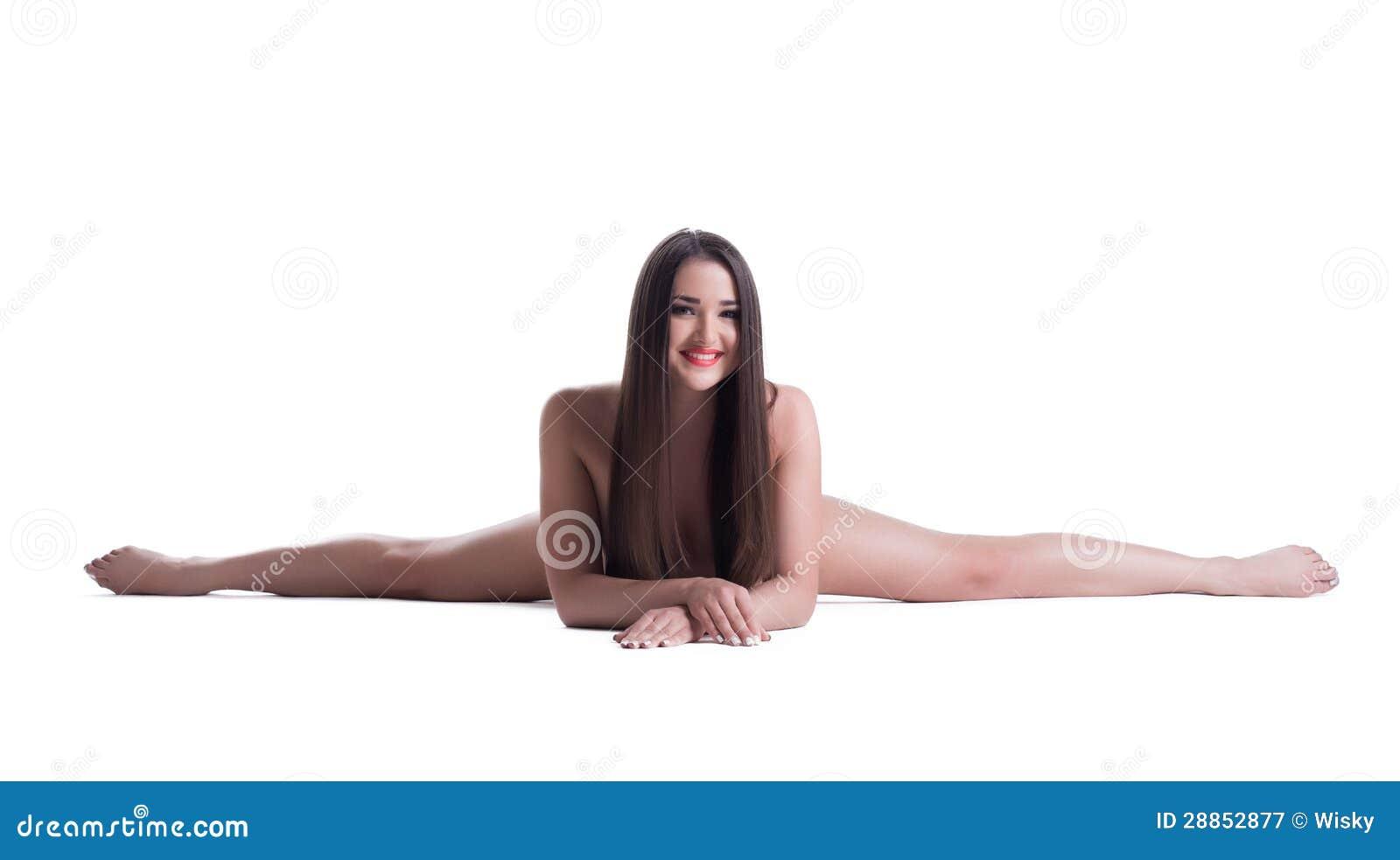 Women Doing The Splits Nude 38