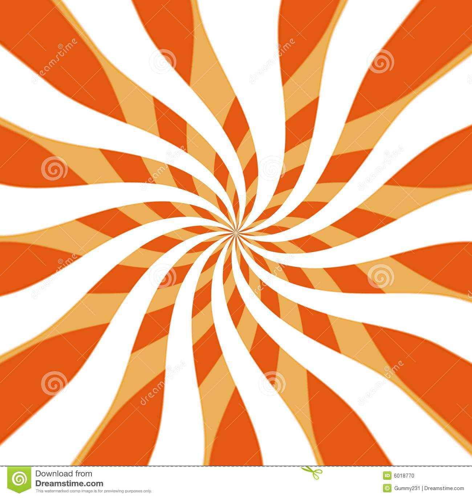 Pretty Abstract Swirl Design Stock Photo - Image: 6018770