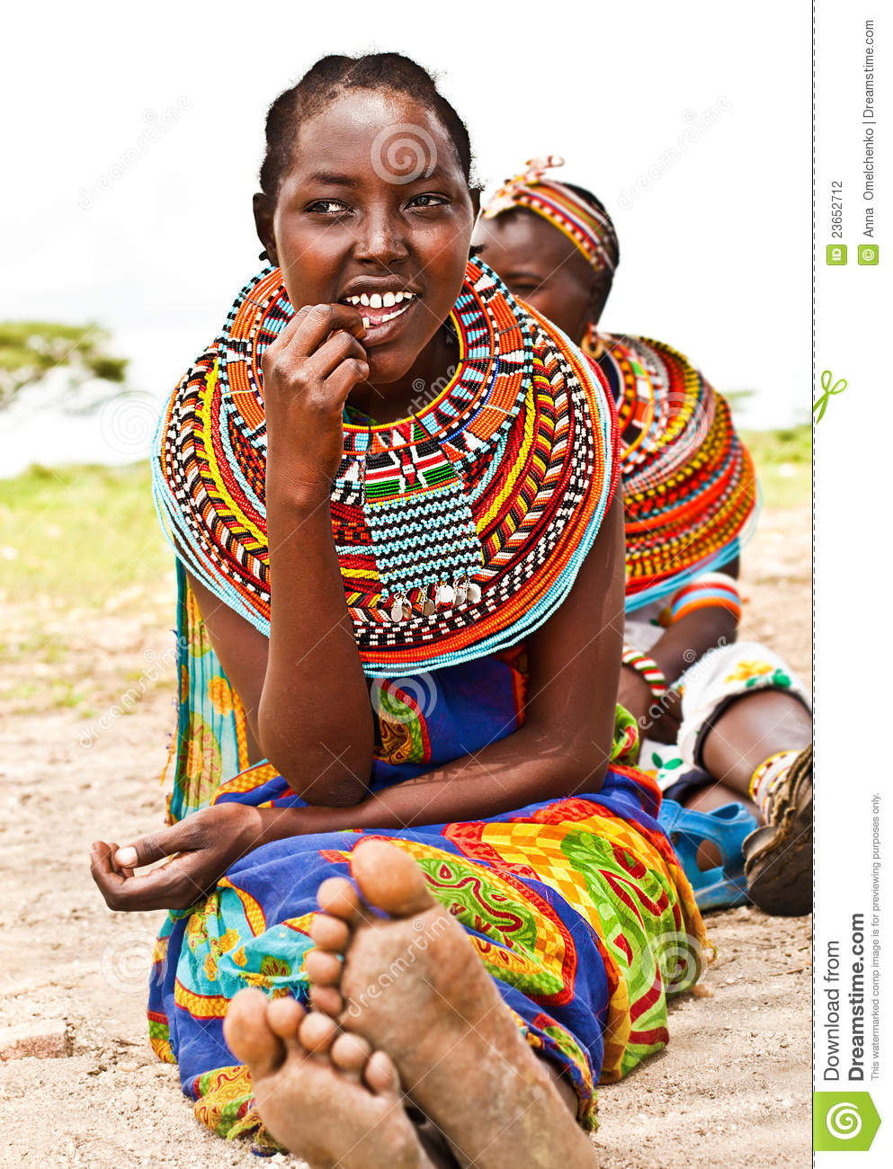 African teen pic