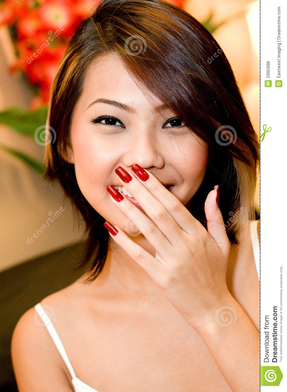 Http Www Dreamstime Com Royalty Free Stock Photos Pretty Asian Woman Image2995998