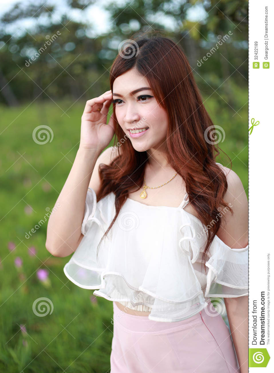 Of The Dainty Asian Woman 57