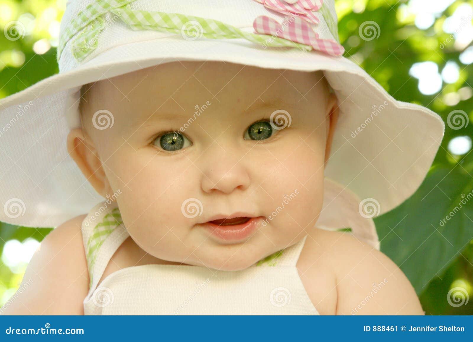 Pretty Baby Stock Image - Image: 888461