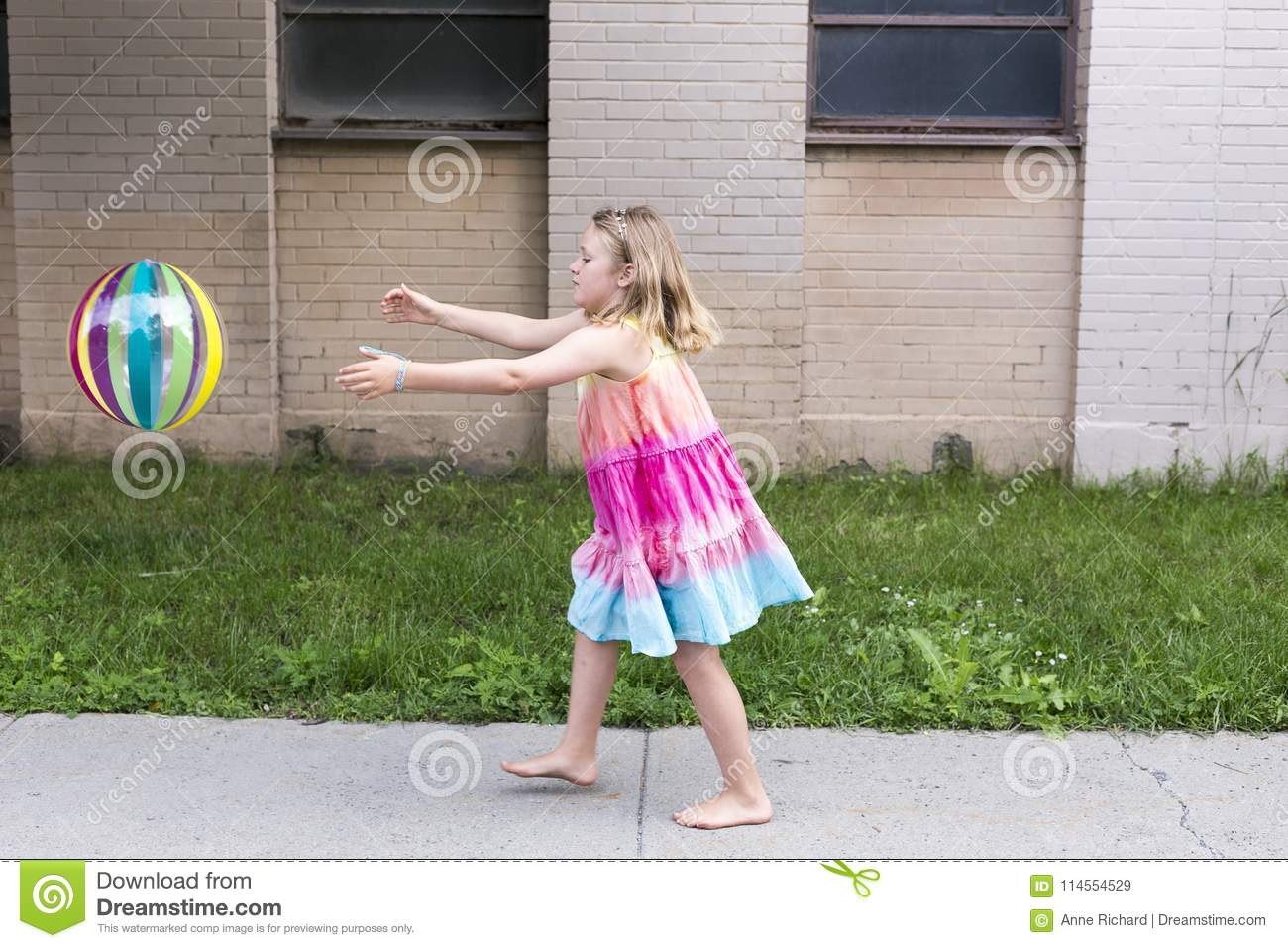 2de0a00be4d Dirty Barefoot Little Girl Stock Images - Download 179 Royalty Free Photos