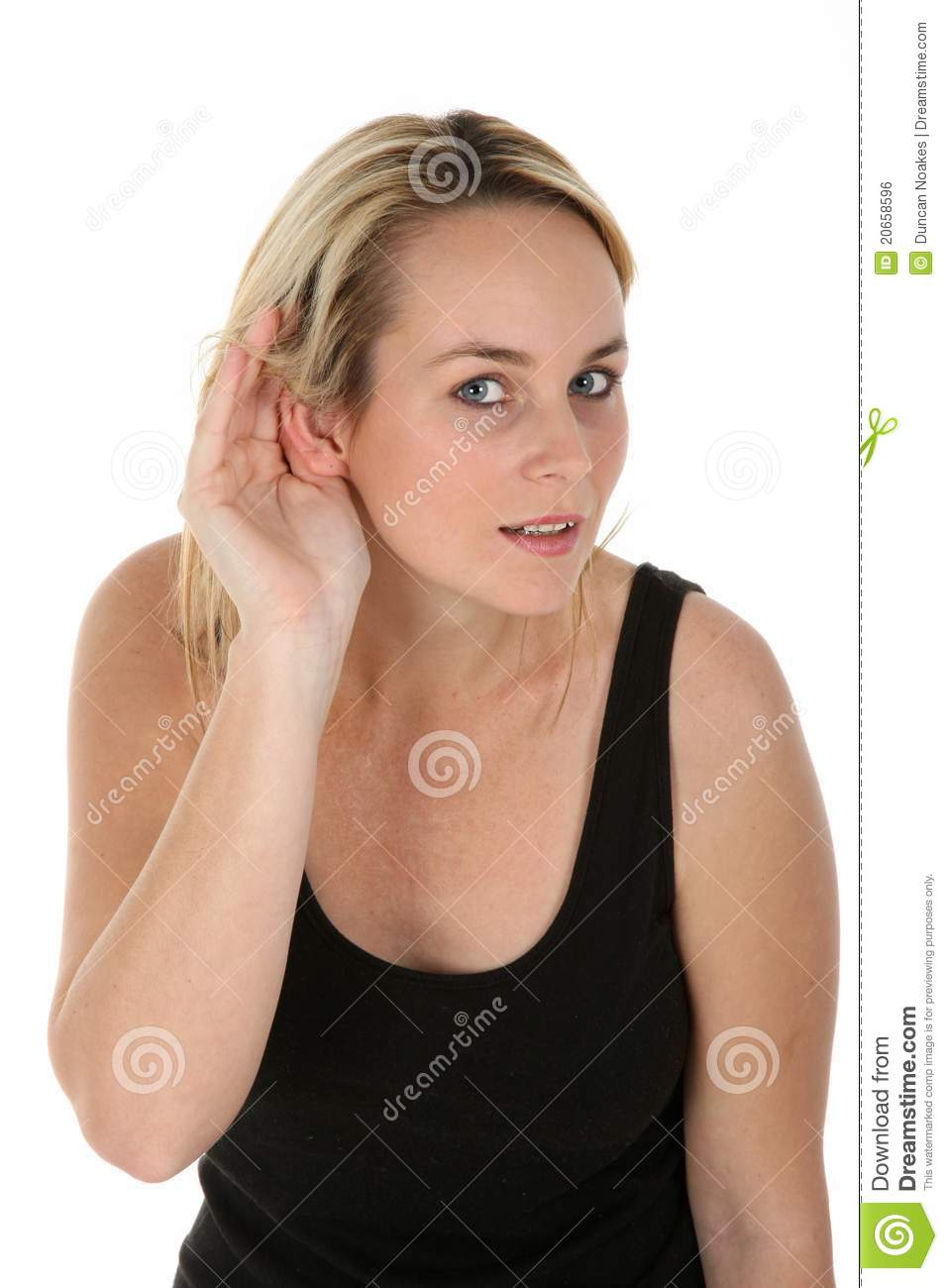 Dating A Hard Of Hearing Girl