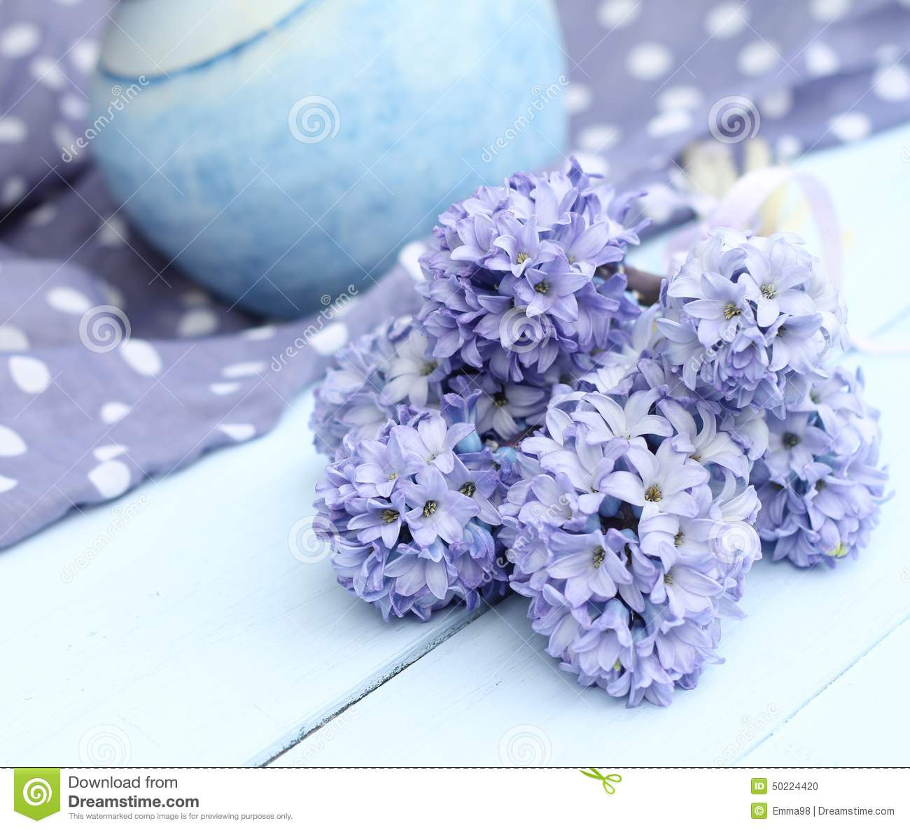duck egg blue shabby. Contemporary Blue Blue Purple Hyacinth On Duck Egg Blue Pale Painted Wooden Floor Boards  Background And White Spotty Fabric Powder Vase  Shabby Chic Easter  And Duck Egg Blue Shabby